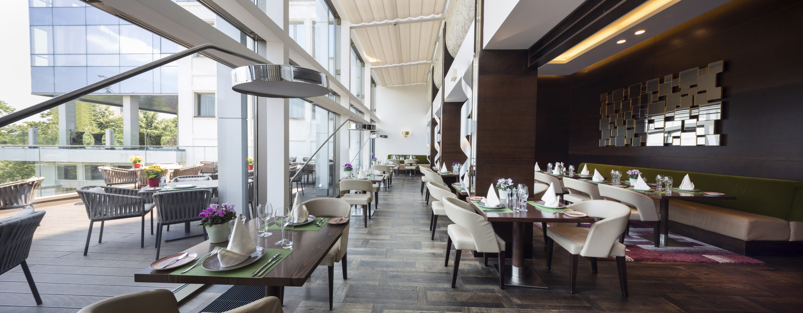 Leisure, Hospitality & Retail